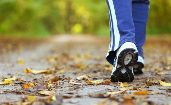 Calories brûlées par minute de marche