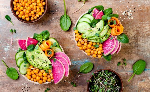 Comment perdre du poids avec un régime végétarien