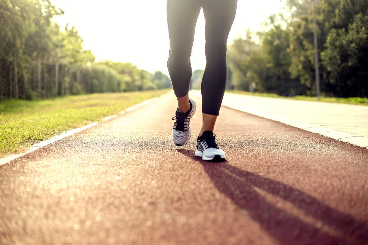 Convertissez vos pas en calories (podomètre)