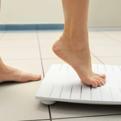 Quel est le poids moyen d'une femme adulte ?