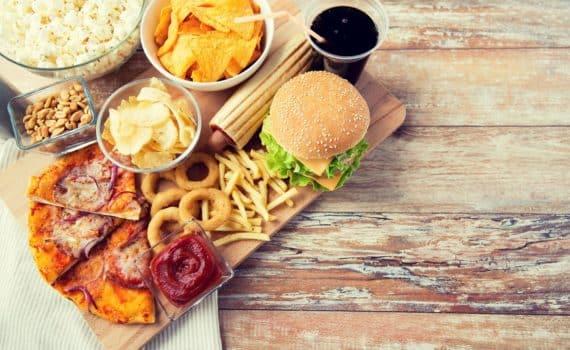 Aliments transformés sains et malsains