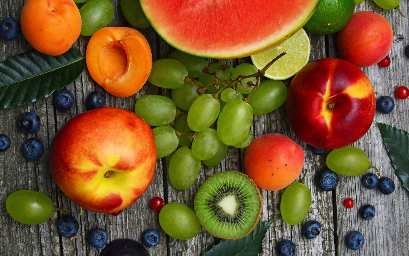 Informations nutritionnelles des fruits